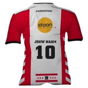 Shirtkussen FC Emmen